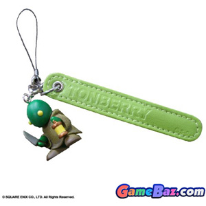 Strap - Final Fantasy Mascot Strap Tonberry (Anime Toy)