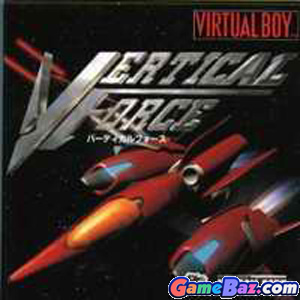 Virtual Boy Vertical Force Picture / Boxart