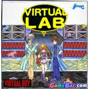 Virtual Boy Virtual Lab  Picture / Boxart