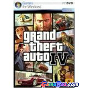 PC Game - Grand Theft Auto IV (DVD-ROM) Picture / Boxart