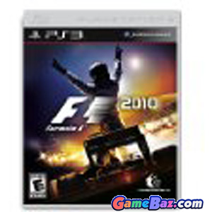PS3 F1: 2010 Picture / Boxart