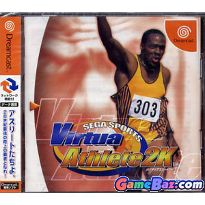 DC Virtua Athlete 2K Picture / Boxart