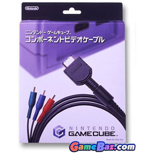 GC Component Cable (Nintendo Official)