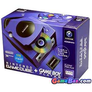 GC + GameBoy Player Enjoyment Plus Pack (Purple / Indigo) Picture / Boxart