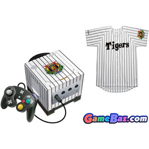 GC + GameBoy Player Enjoyment Pack - Hanshin Tigers 2003 Picture / Boxart