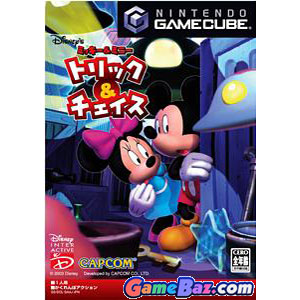 GC Mickey & Mini Trick & Trace [pre-owned] Picture / Boxart