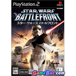 Star Wars ~ Battlefront PS2 Playstation 2 [Pre-owned]