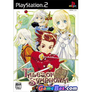 PS2 Tales of Symphonia