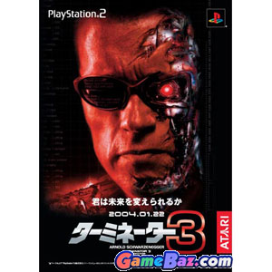 PS2 Terminator 3 ~ Rise of the Machines Picture / Boxart
